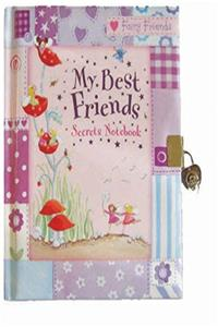 Download My Best Friends Secrets Notebook (Fairy Friends) fb2, epub