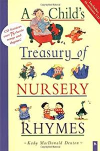 Download A Child's Treasury of Nursery Rhymes fb2, epub