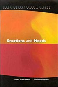 Download Emotions and Needs (Core Concepts in Therapy) fb2, epub