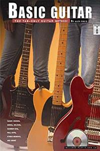 Download Basic Guitar: The TAB-Only Guitar Method! fb2, epub