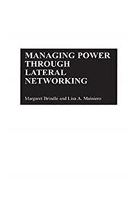 Download Managing Power Through Lateral Networking fb2, epub