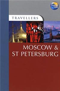 Download Travellers Moscow  St. Petersburg, 3rd: Guides to destinations worldwide (Travellers - Thomas Cook) fb2, epub