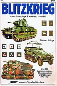 Download Blitzkrieg: Armor Camouflage  Markings, 1939-1940 (Belgium, France, Germany, Italy, Netherlands, Poland, Soviet Union) - Specials series (6101) fb2, epub