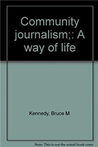 Download Community journalism;: A way of life fb2, epub
