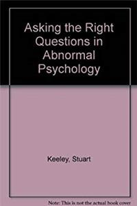 Download Asking the Right Questions in Abnormal Psychology fb2, epub