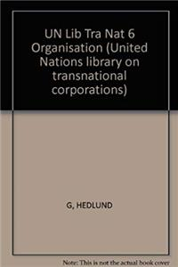 Download UN Lib Tra Nat 6 Organisation (United Nations library on transnational corporations) fb2, epub