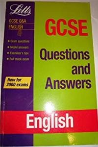 Download GCSE Questions and Answers English (GCSE Questions and Answers Series) fb2, epub