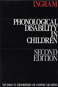 Download Phonological Disability in Children (Studies in Disorders of Communication) fb2, epub