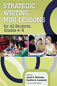 Download Strategic Writing Mini-Lessons for All Students, Grades 4–8 fb2, epub