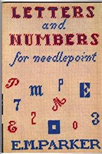 Download Letters and Numbers for Needlepoint fb2, epub
