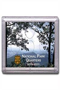 Download National Park Quarter 3x5 (2010-2021) Plastic Display Case fb2, epub
